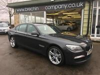 BMW 740 3.0TD auto 2009MY d M Sport - FINANCE AVAILABLE