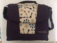 Munchkin Travel Child Booster Seat - Purple