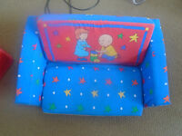 ☼Foam bed with Caillou caracters.☼20$  **