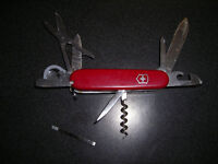 REWARD  -  SWISS ARMY KNIFE