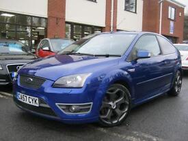2007 57-Reg Ford Focus 2.5 ST-2 225,PERFORMANCE BLUE,GEN 77,000 MILES,LOOK!!!!