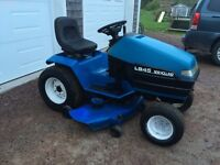 Ford New Holland LS45H Garden Tractor 18 HP