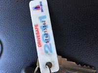 Found key fob by Montgomery view in park