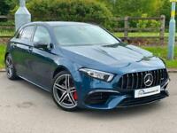 2020/20 Reg Mercedes-Benz A Class 2.0 A45 AMG S 8G-DCT 4MATIC+ (s/s) 5dr A45S PX