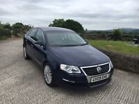 2009 Vw Passat 2.0 Tdi Cr Highline 140 Bhp 6 Speed. Finance Available