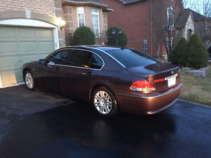 2002 BMW 7-Series Sedan 745li Fully LOADED