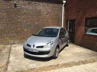 RENAULT CLIO 1.2 16V 75BHP EXTREME 2008 *FULL SERVICE HISTORY*FINANCE*AIRCON*