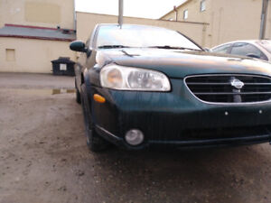 * Mechanic special *2000 Nissan Maxima
