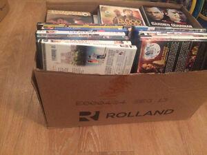 Dvd adulte / adolescents Mixed Movie Box 70 dvd Gatineau Ottawa / Gatineau Area image 1