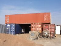 Shipping containers for sale or rent