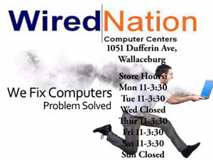 Wired Nation Computer Centers