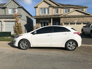 2013 Hyundai Elantra GT GLS loaded Hatchback