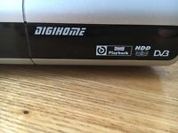 Digihome 80gb freeview recorder
