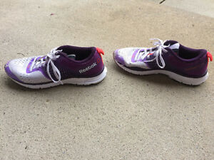 Running shoes!