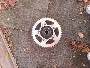Yamaha YZF R6 Vortex 52 tooth sprocket