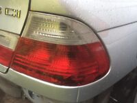 Bmw e46 clear lights