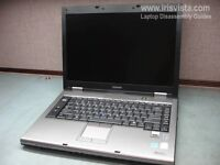 Toshiba Tecra, needs new battery and Charger.