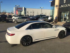 Lincoln Continental 2017 V6 - Transfert bail / Lease transfer