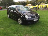 2003 Volkswagen POLO Sport 1.4, Good service history,Long MOT , Drives Fine