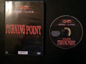 3 TNA Wrestling DVDs for $10 Kitchener / Waterloo Kitchener Area image 3