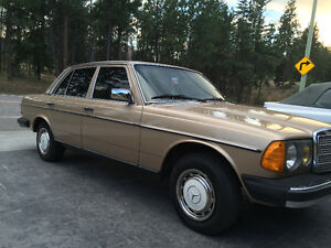 1982 Mercedes-Benz 300 Turbo Diesel Mint Collector