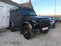 2011 (11) Land Rover 90 Defender XS Station Wagon 2.4 TDCi ( 122 bhp )