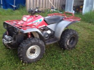1993 polaris 350 4x4 quad