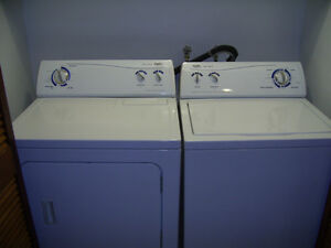 INGLIS Washer & Dryer