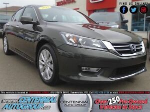 Honda Accord Sedan EX-L 2013