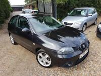 Seat Ibiza 1.4 16v Sport, 7 Services, Full Service History, Long Test
