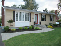 Open concept home for sale in Moncton