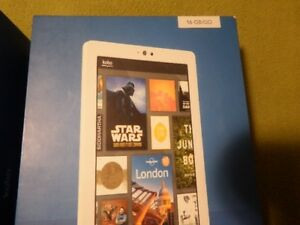 Kobo Arc 16 GB Tablet and E-Reader  (New Condition)