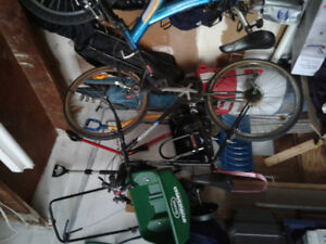 Two mountain bike  for sale  50.00 for the pair