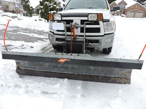 Arctic 8ft Snow plow