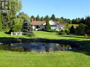 6 acre Hobby farm 35 mins from Moncton