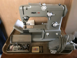 Pfaff 360 sewing machine - strong