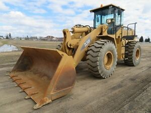 2010 JINCHENG ZL50F WHEEL LOADER AT www.knullent.com