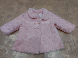 Baby Girls Coats age 3-6 months