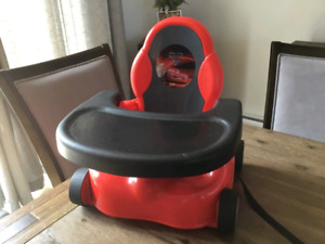siege d'appoint - booster seat - cars