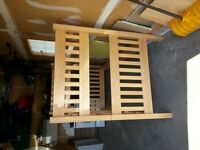 Solid Maple Wood Bunk bed