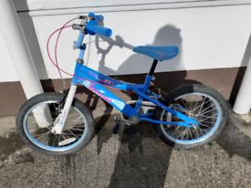Girls Miami 18in wheel bike