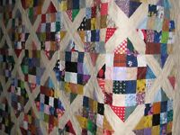 Quilts made by hand