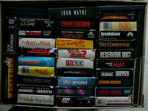 First choice VHS movies