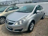 2008 Vauxhall Corsa 1.0i 12v Breeze **Ideal First Car** 3dr ONLY 87,000 MILES