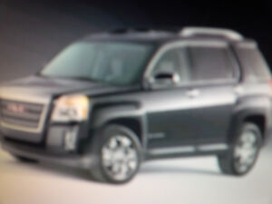 Wanted Terrain, Equinox or Cadillac Srx only