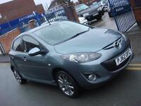 2012 62 PLATE Mazda2 1.3 Edition Venture 5dr in Grey