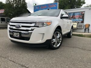 2013 Ford Edge Navi, back up camera, push start Panoramic roof