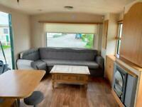 3 bed static caravan for sale, Lyons Robin Hood North Wales