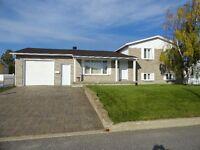 Maison sur le plateau près des services
