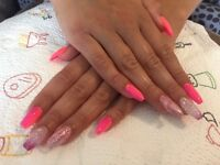 Gel nails, Shellac, MOBILE